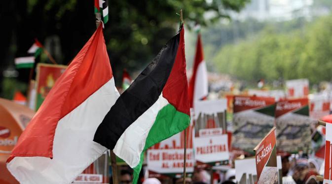 Palestina Kecewa Dengan Aksi Ormas di Indonesia