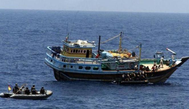 Ancaman Keamanan Maritim Indonesia