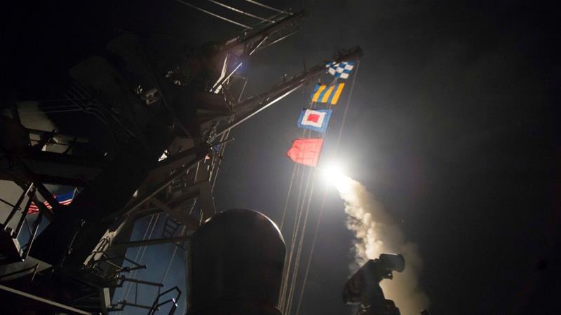 Serangan Misil Amerika Ke Suriah Sebagai GunBoat Diplomacy