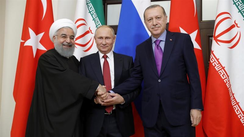 Pertemuan Trilateral Membahas Krisis Suriah di Ankara