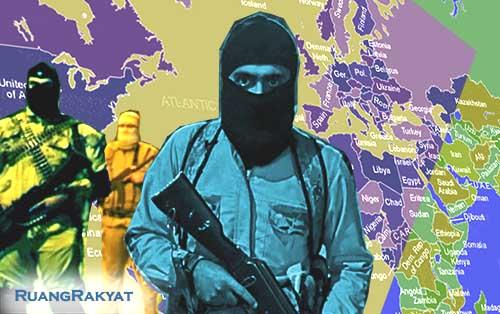Inilah Perbedaan Teroris Zaman Dulu dan Sekarang !