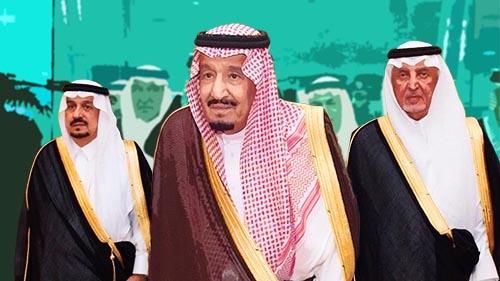 4 Kekacauan Internasional yang Disebabkan Arab Saudi