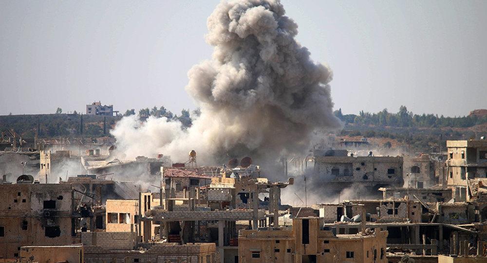 Suriah Kembali Memanas Pasca AS Kirim Kapal Perang