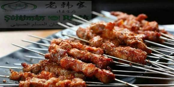 Sulaiman Han, Dari Cina Bisnis Kuliner Halal Sebagai Ibadah